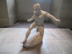 Le Gaulois blessé, ancienne coll. Borghèse, d'après original vers 200 av. JC, ©MD