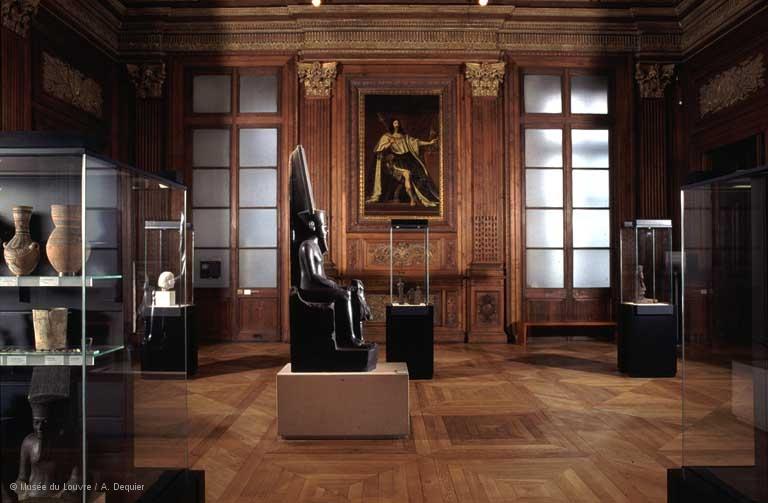 Vue de la salle Vincennes, ©RMN